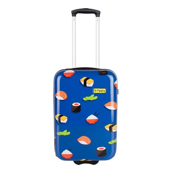 Bhppy Roll'ing Sushi Trolley 55 blue - 1