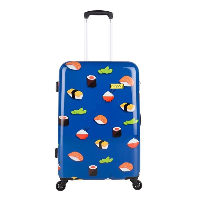 Bhppy Roll'ing Sushi Trolley 67 blue - 1