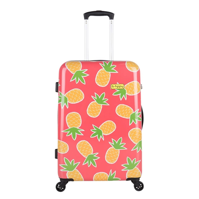 Bhppy Pretty Pineapple Trolley 67 roze - 1