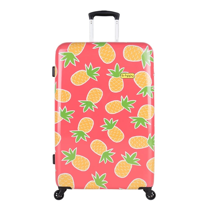Bhppy Pretty Pineapple Trolley 77 roze - 1