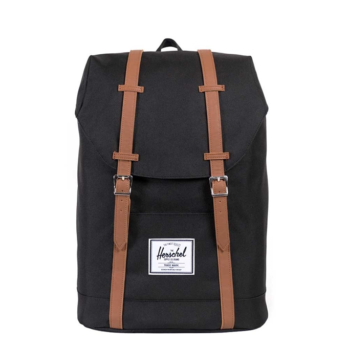 Herschel Supply Co. Retreat Rugzak black - 1
