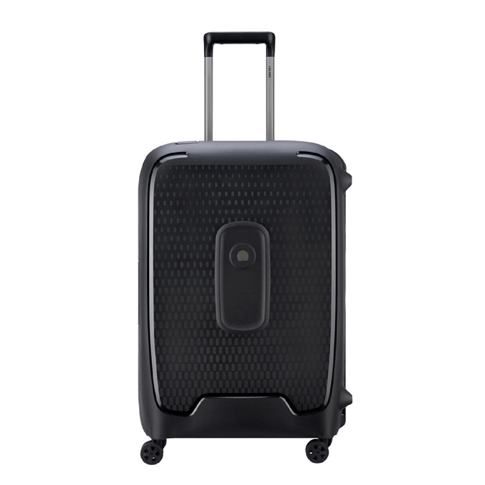 Delsey Moncey 4 Wheel Trolley 70 black