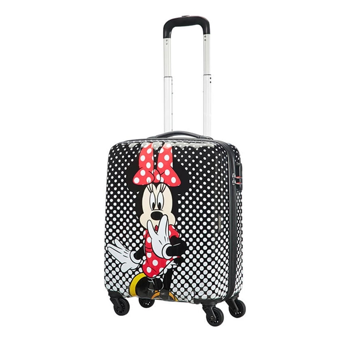 American Tourister Disney Legends Spinner 55 Alfatwist 2.0 minnie mouse polka dot - 1