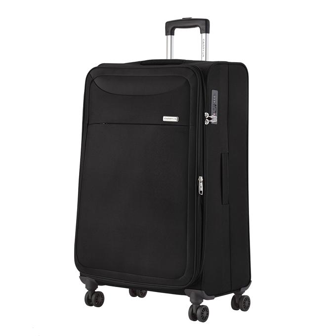 CarryOn Air Koffer 77 black - 1