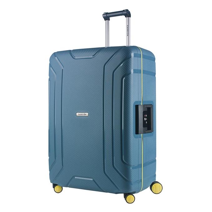 CarryOn Steward Trolley 75 ice blue - 1