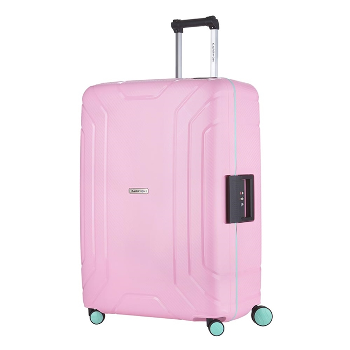 CarryOn Steward Trolley 75 light pink - 1