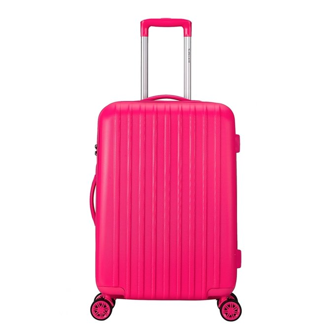 Decent Tranporto One Trolley 66 pink - 1