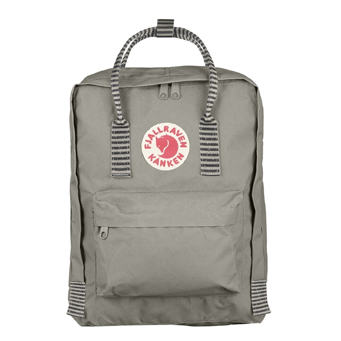Fjallraven Kanken Rugzak fog/striped - 1
