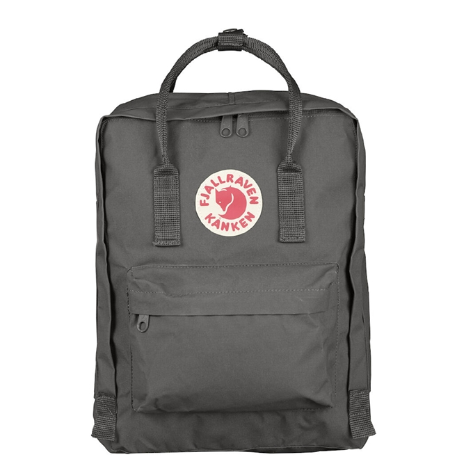 Fjallraven Kanken Rugzak super grey - 1