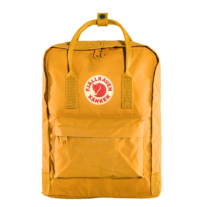 Fjallraven Kanken Rugzak warm yellow - 1