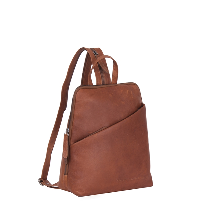 The Chesterfield Brand Claire Backpack cognac