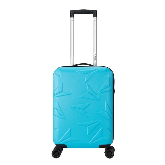 Decent Q-Luxx Trolley 55 blue - 1
