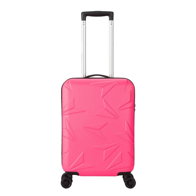 Decent Q-Luxx Trolley 55 pink - 1