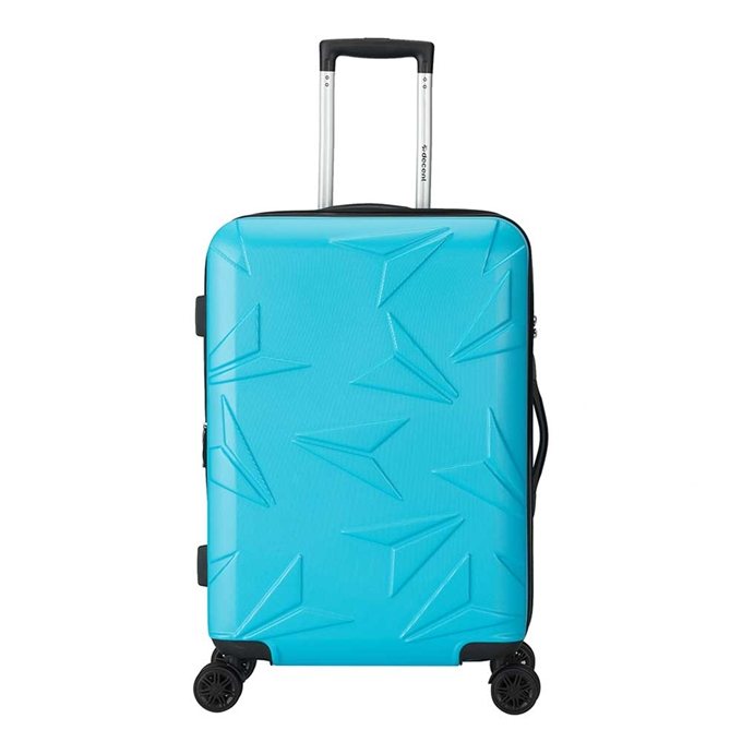 Decent Q-Luxx Trolley 67 blue - 1