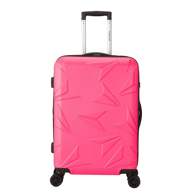 Decent Q-Luxx Trolley 67 pink - 1