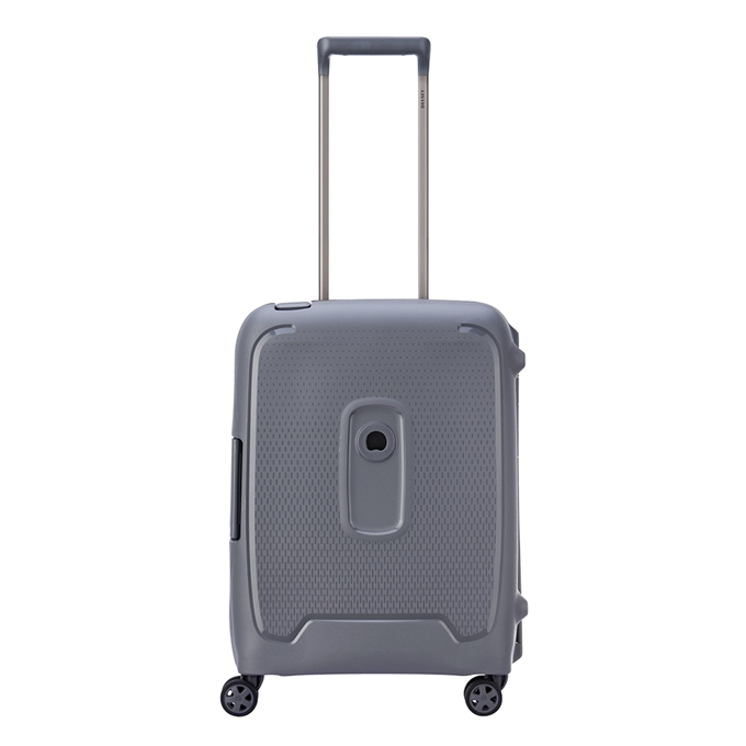 Delsey Moncey 4 Wheels Slim Cabin Trolley 55 grey - 1