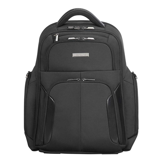 "Samsonite XBR Laptop Backpack 3V 15.6"" black - 1"