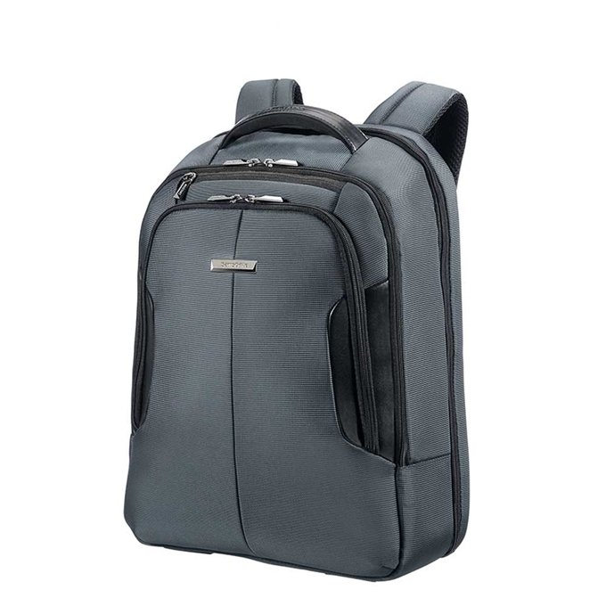 Samsonite XBR Laptop Backpack 15.6'' grey / black - 1