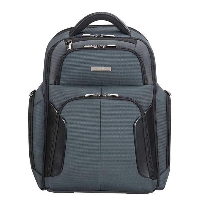 """Samsonite XBR Laptop Backpack 3V 15.6"""" grey / black - 1"""