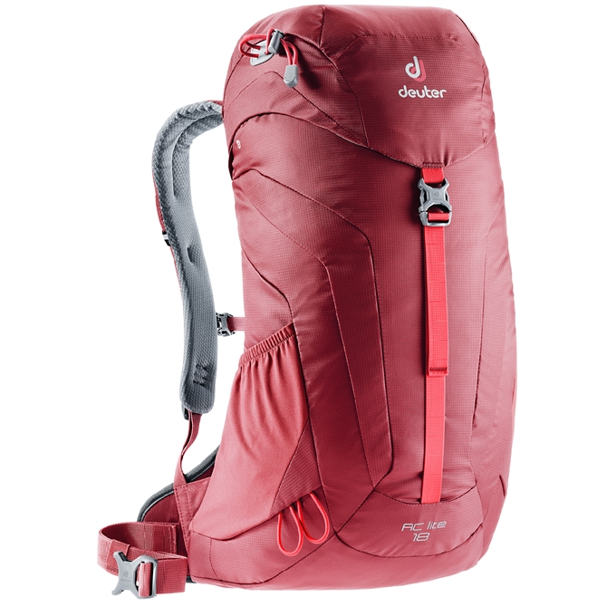 Deuter AC Lite 18 Backpack cranberry - 1
