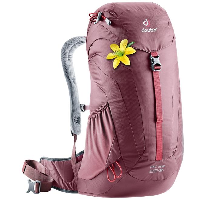 Deuter AC Lite 22 SL Backpack maron - 1