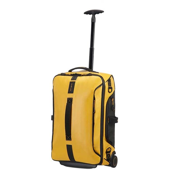 Samsonite Paradiver Light Duffle Wheels Strict Cabin 55 yellow - 1
