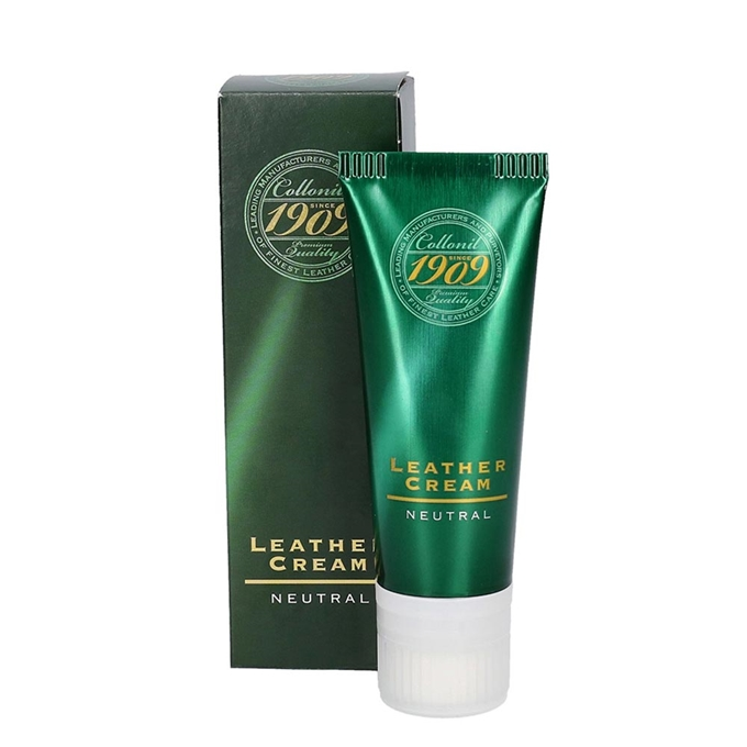 Collonil 1909 Leather Cream Tube 75ml neutral