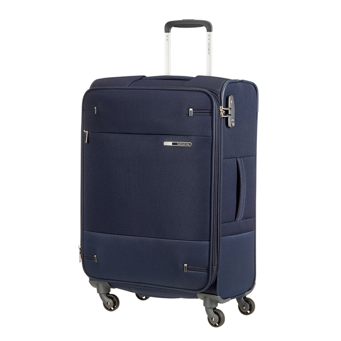 Samsonite Base Boost Spinner 66 Expandable navy blue - 1