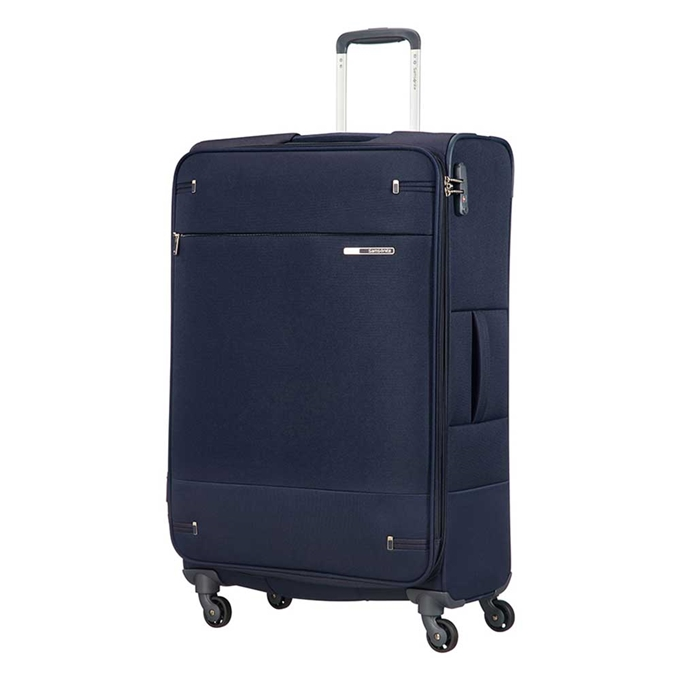 Samsonite Base Boost Spinner 78 Expandable navy blue - 1