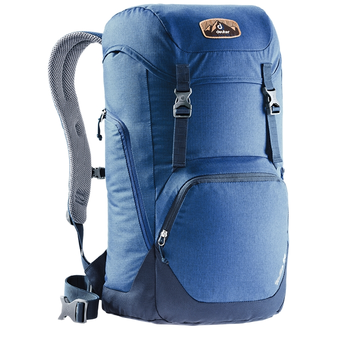 Deuter Walker 24 Daypack steel/navy - 1
