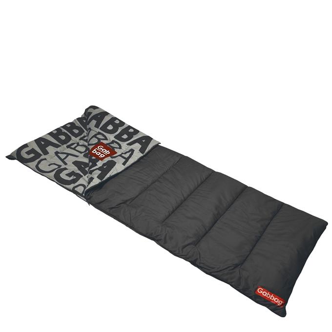 Gabbag Classic Sleeping Bag grijs