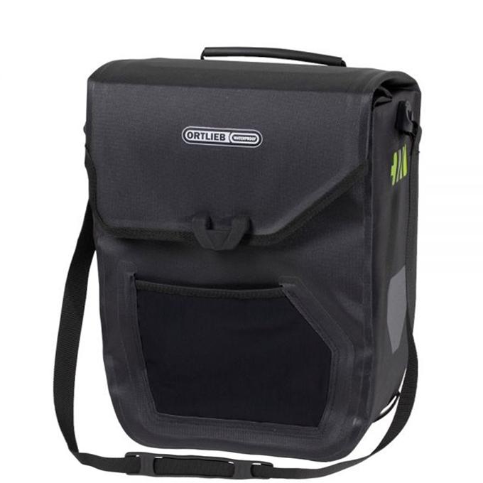 Ortlieb E-Mate QL2.1 16L Bikebag black - 1