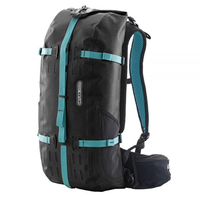 Ortlieb Atrack 25 L Daypack black-blue - 1
