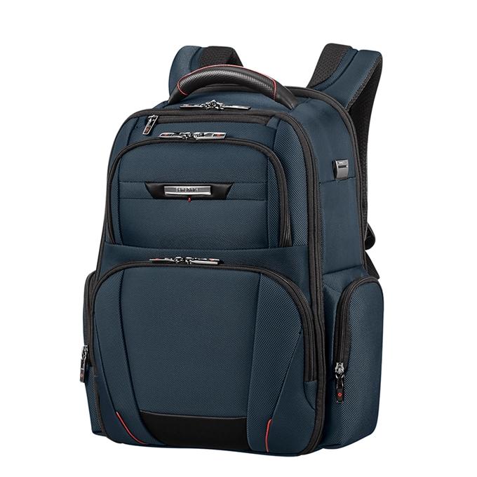 Samsonite Pro-DLX 5 Laptop Backpack 3V 15.6'' oxford blue - 1