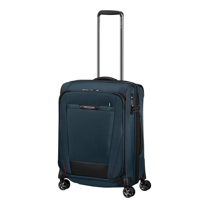 Samsonite Pro-DLX 5 Spinner 55 Expandable oxford blue - 1