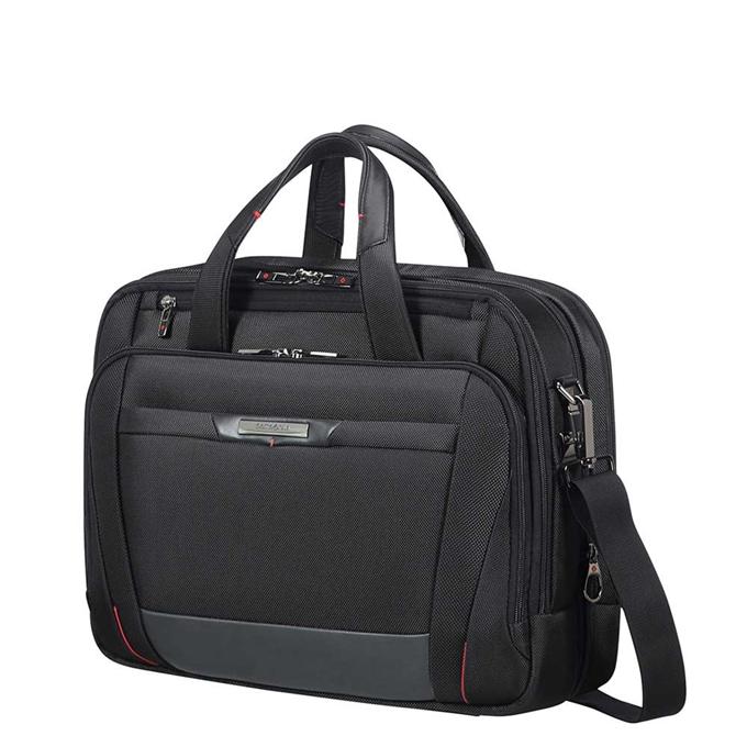 Samsonite Pro-DLX 5 Laptop Bailhandle 15.6'' Expandable black - 1