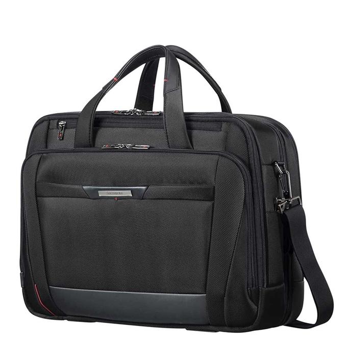 Samsonite Pro-DLX 5 Laptop Bailhandle 17.3'' Expandable black - 1