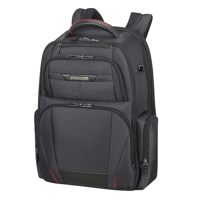 Samsonite Pro-DLX 5 Laptop Backpack 17.3'' Expandable black - 1