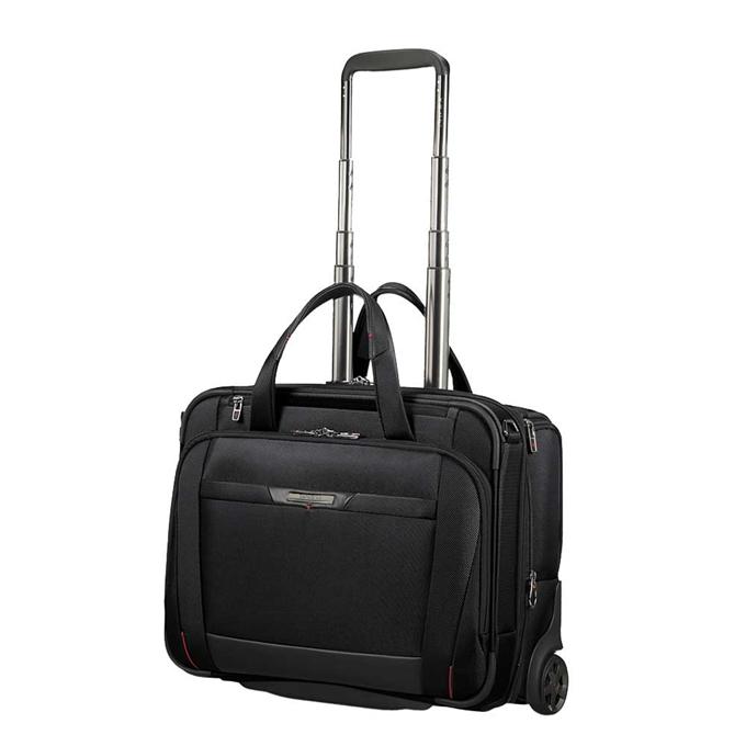 Samsonite Pro-DLX 5 Business Case Wheels 15.6'' Expandable black - 1