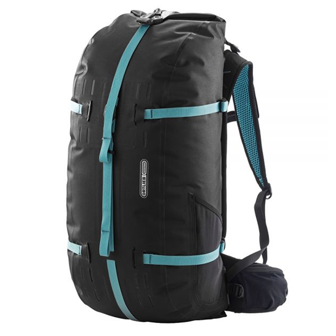 Ortlieb Atrack 45 L Backpack black - 1
