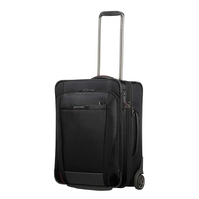 Samsonite Pro-DLX 5 Upright 55 Expandable black - 1