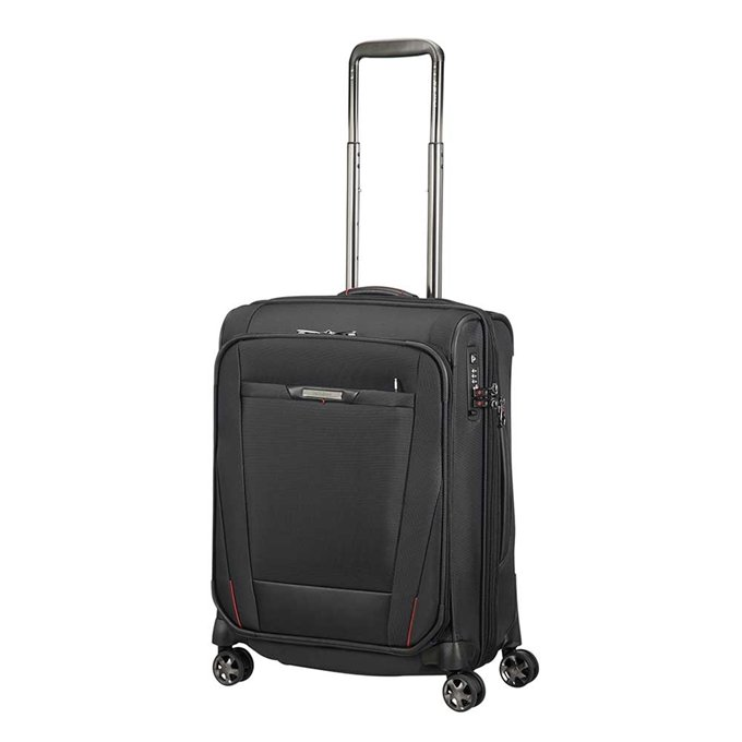 Samsonite Pro-DLX 5 Spinner 55 Expandable black - 1