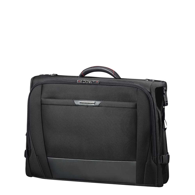 Samsonite Pro-DLX 5 Tri-fold Garment Bag black - 1