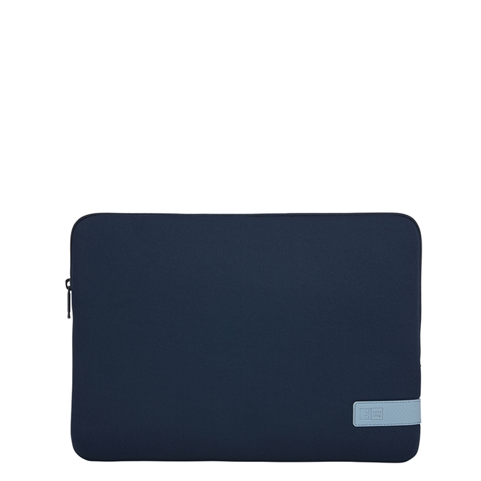 Case Logic Reflect Memory Foam Laptopsleeve 14 inch dark blue - 1