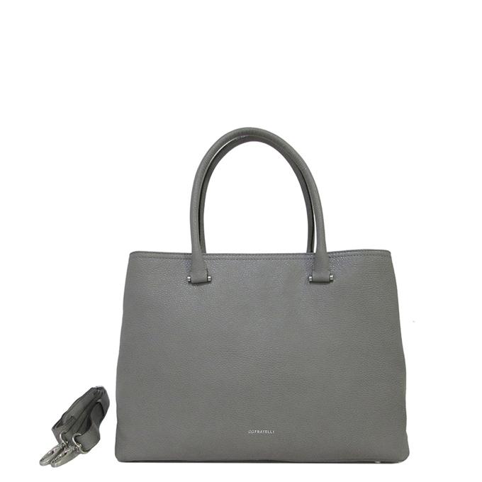 "Gigi Fratelli Romance Lady Businessbag 15"" grey - 1"