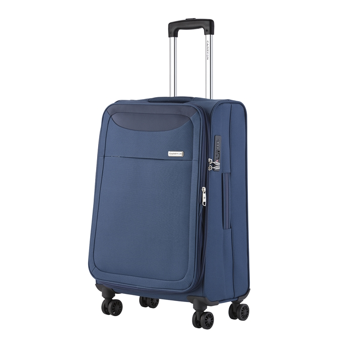 CarryOn Air Koffer 67 steel blue - 1