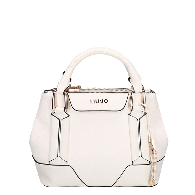 Liu Jo Boston Bag white - 1