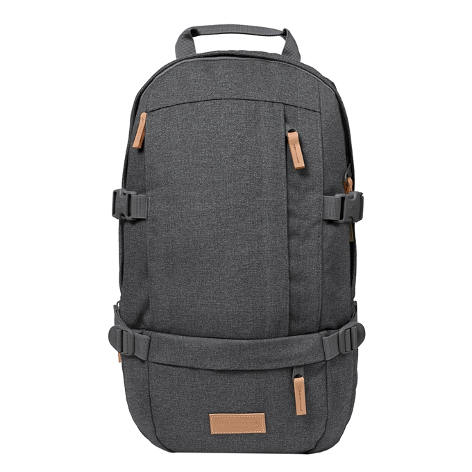 Eastpak Floid Rugzak black denim - 1