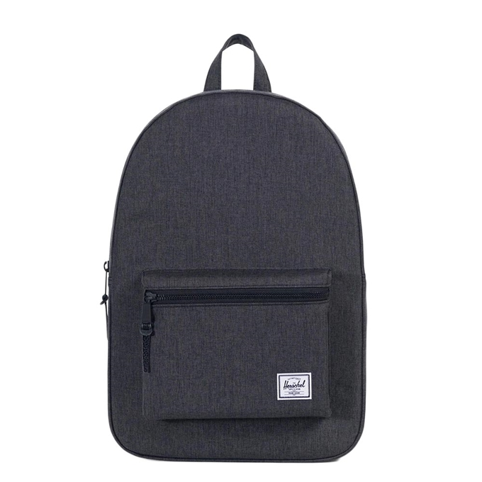 Herschel Supply Co. Settlement Rugzak black crosshatch - 1
