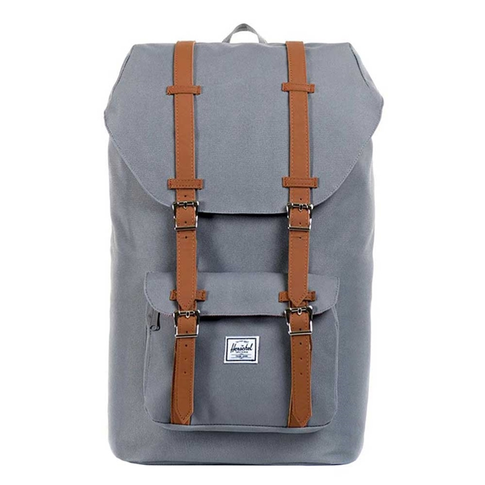 Herschel Supply Co. Little America Rugzak grey/tan